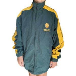Thornlie Junior Football Club Green Jacket